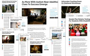 Disability Scoop is all new with a responsive design that takes advantage of the latest in digital technology. (Disability Scoop)