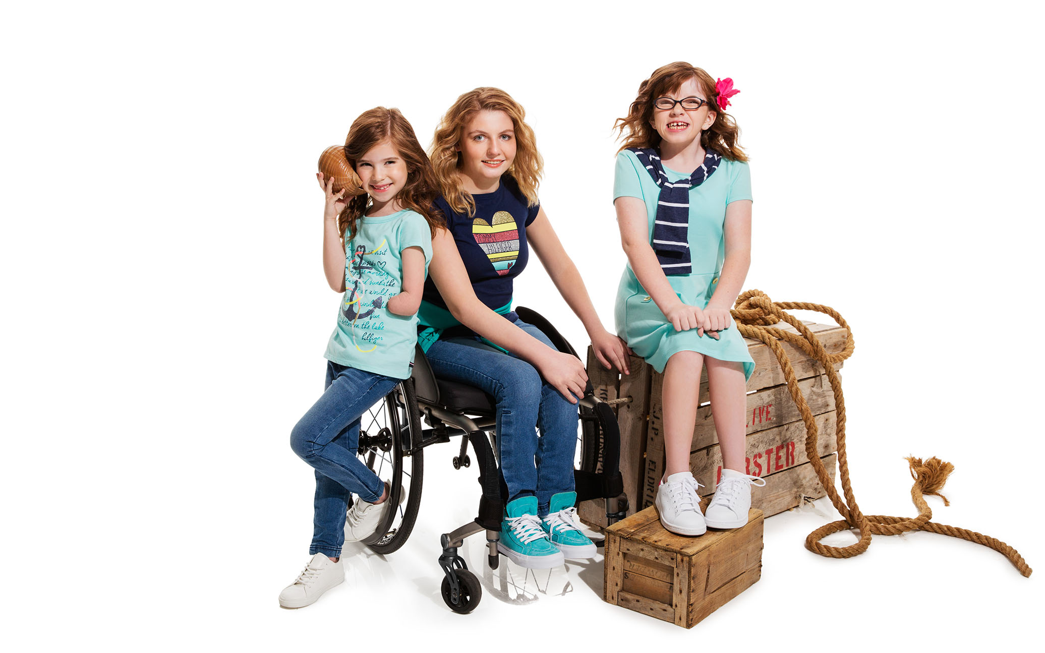 Secretary Of Education Calls For End To >> Tommy Hilfiger Debuts Adaptive Clothing Line - Disability Scoop