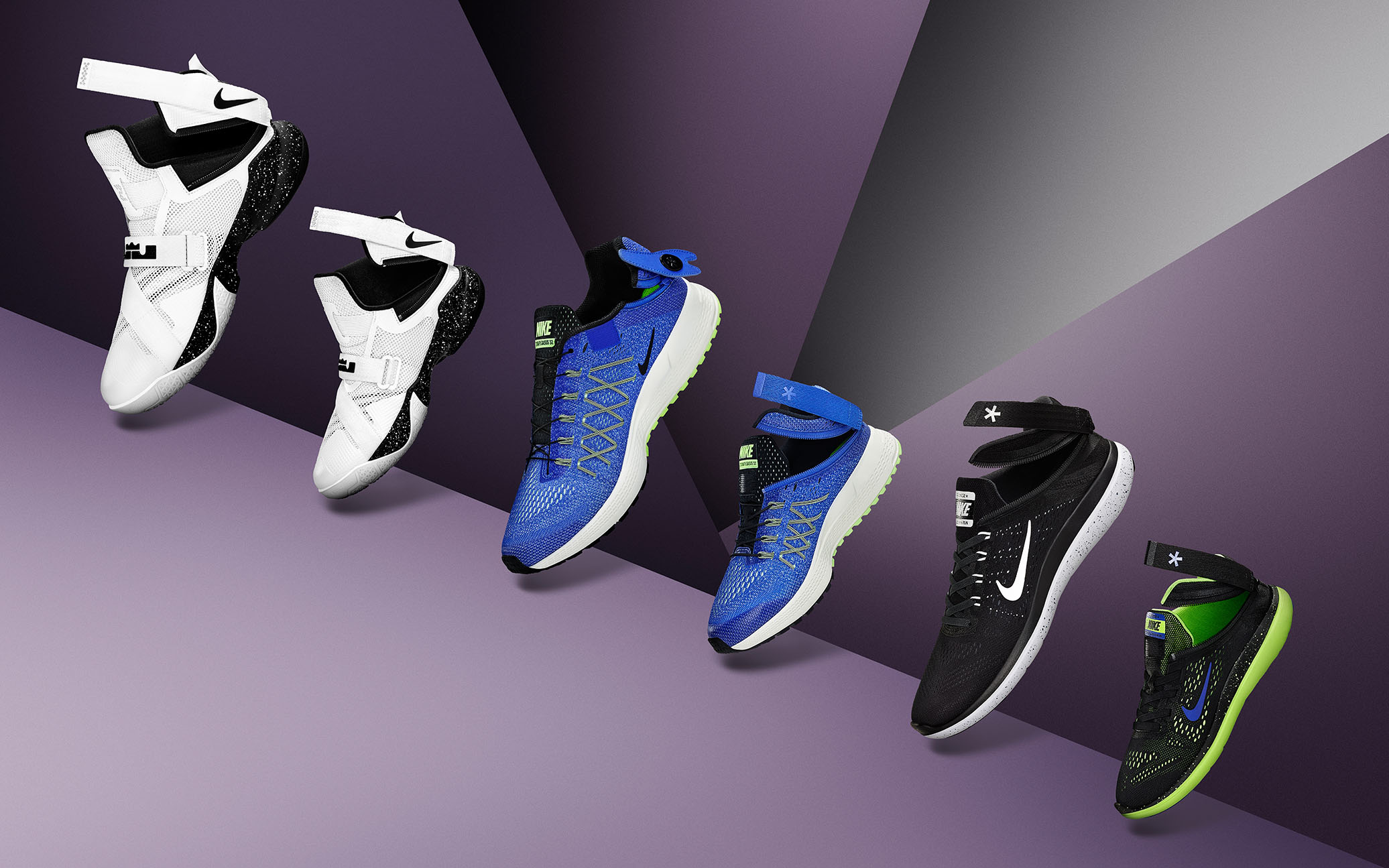 Nike Expands Shoe Line For People With Special Needs