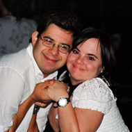 "The marriage of David and Monica Martinez is the subject of ""Monica & David"" premiering on HBO Oct. 14. (Courtesy: HBO)"