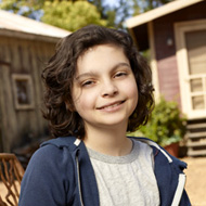 "Max Burkholder plays Max Braverman on NBC's ""Parenthood."""