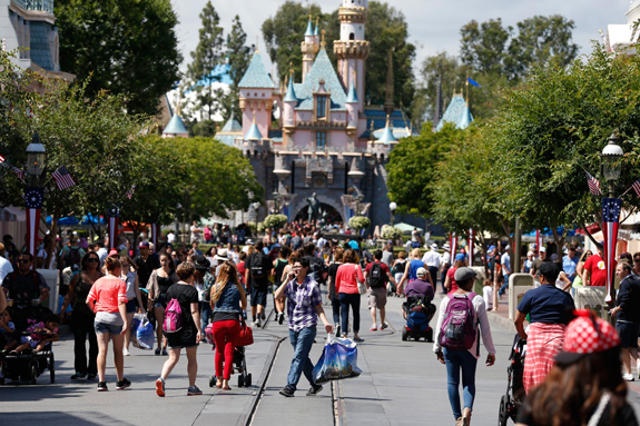 Several families are seeking to join a lawsuit against Disney that was filed earlier this year over changes to disability accommodations at its theme parks. (Robert Gauthier/Los Angeles Times/MCT)
