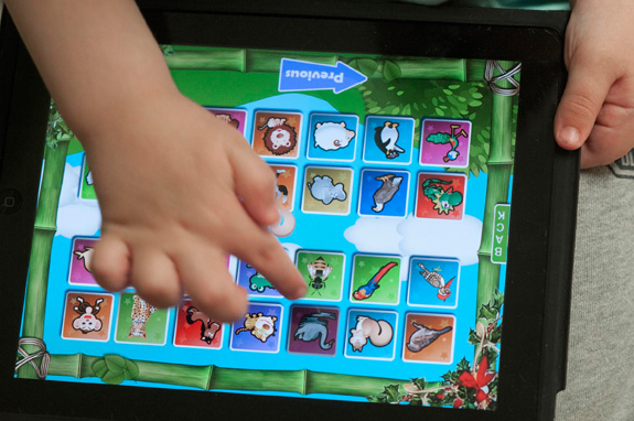 Kids With Autism See Big Gains With Tablets Disability Scoop
