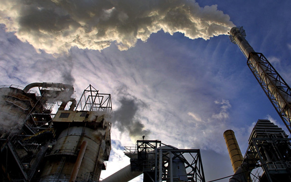 Exposure to certain air toxics may increase a child's risk of autism, a new study suggests. (David M. Warren/Philadelphia Inquirer/MCT)