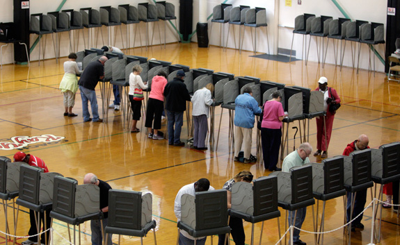 Justice Department Monitoring Disability Access At Polls ...